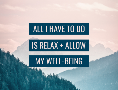 Free Phone Wallpaper – Relax and Allow