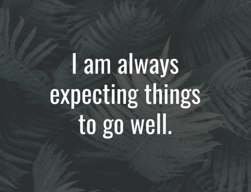 Free Phone Wallpaper – Expecting Things To Go Well