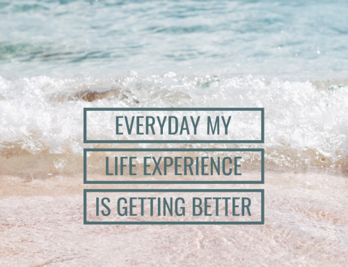 Free Phone Wallpaper – Life Experience is Getting Better